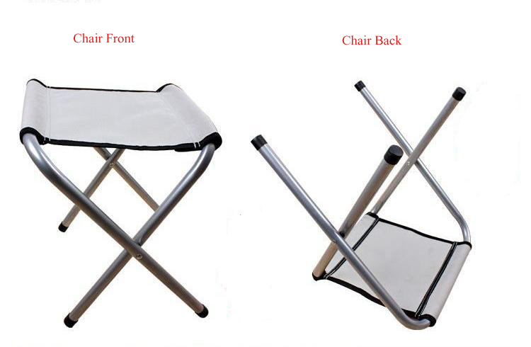 New portable folding table adjustable height w 4 chairs - Camping table adjustable height ...